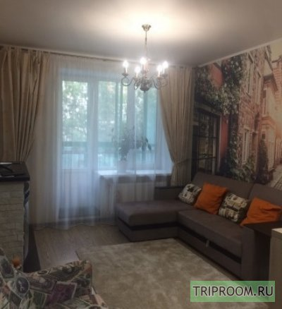 2-комнатная квартира посуточно (вариант № 44551), ул. Любы Шевцовой, фото № 5