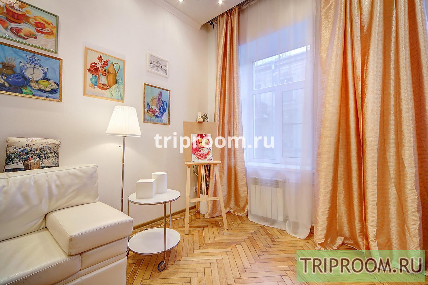 2-комнатная квартира посуточно (вариант № 15426), ул. Лиговский проспект, фото № 4