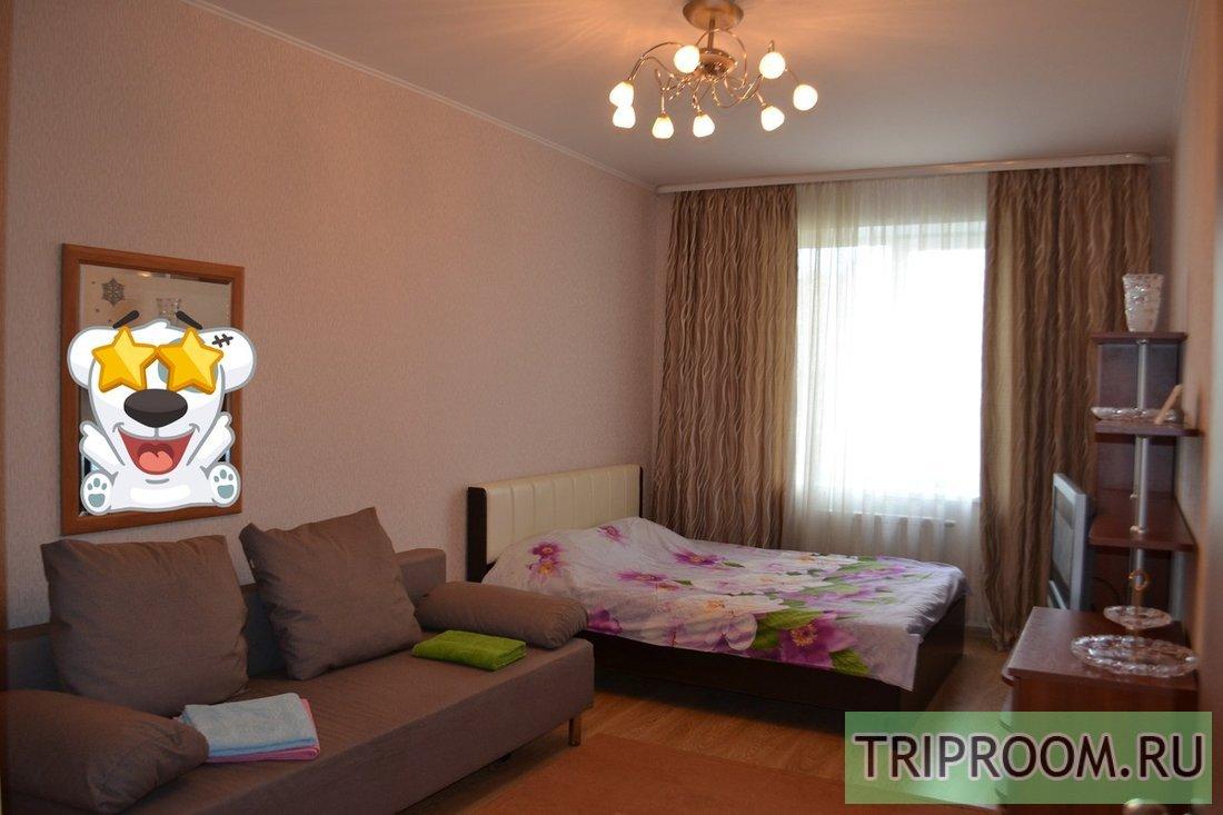 1-комнатная квартира посуточно (вариант № 61825), ул. Шоссе Космонавтов, фото № 1