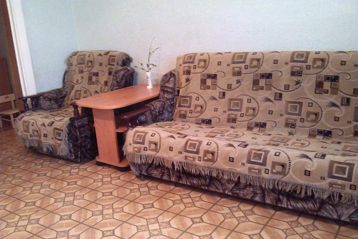 1-комнатная квартира посуточно (вариант № 1924), ул. Средне-Московская улица, фото № 3