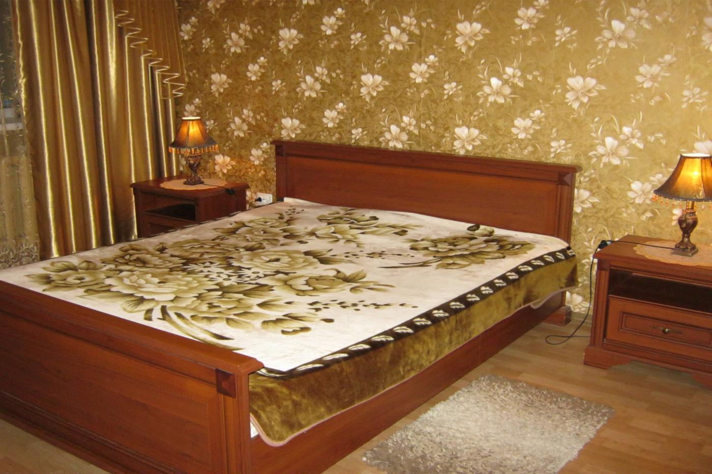 3-комнатная квартира посуточно (вариант № 1546), ул. Героев Сталинграда проспект, фото № 4