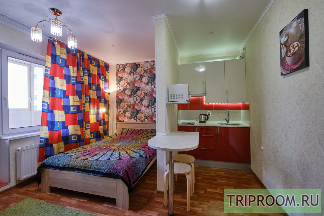 1-комнатная квартира посуточно (вариант № 22818), ул. Бабушкина улица, фото № 42