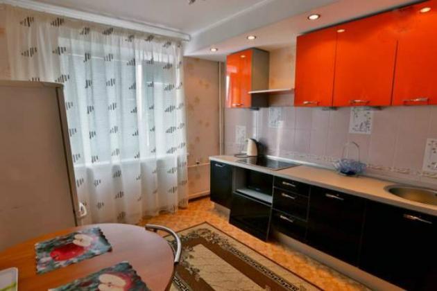 1-комнатная квартира посуточно (вариант № 3460), ул. Ленина улица, фото № 3