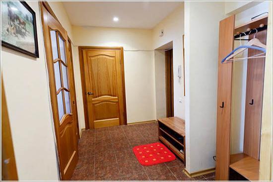 2-комнатная квартира посуточно (вариант № 2733), ул. Большой проспект, фото № 8