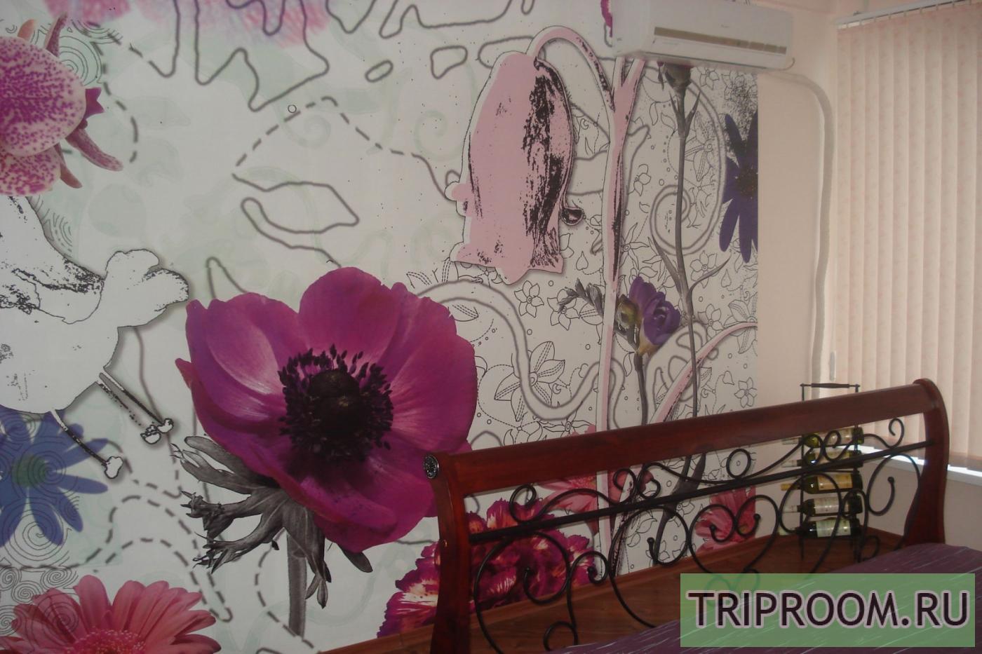 2-комнатная квартира посуточно (вариант № 858), ул. Кастрополь, ул. Кипарисная улица, фото № 1
