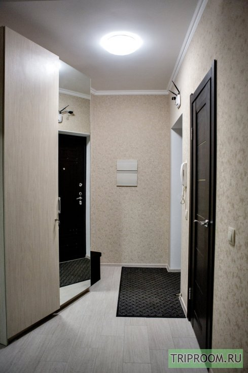 1-комнатная квартира посуточно (вариант № 29336), ул. Шверника улица, фото № 13