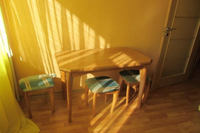 1-комнатная квартира посуточно (вариант № 2958), ул. Ленина проспект, фото № 6