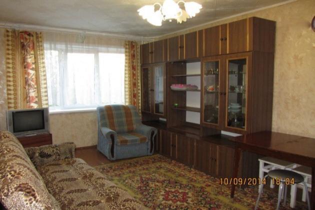 2-комнатная квартира посуточно (вариант № 3800), ул. Коммунистическая улица, фото № 3