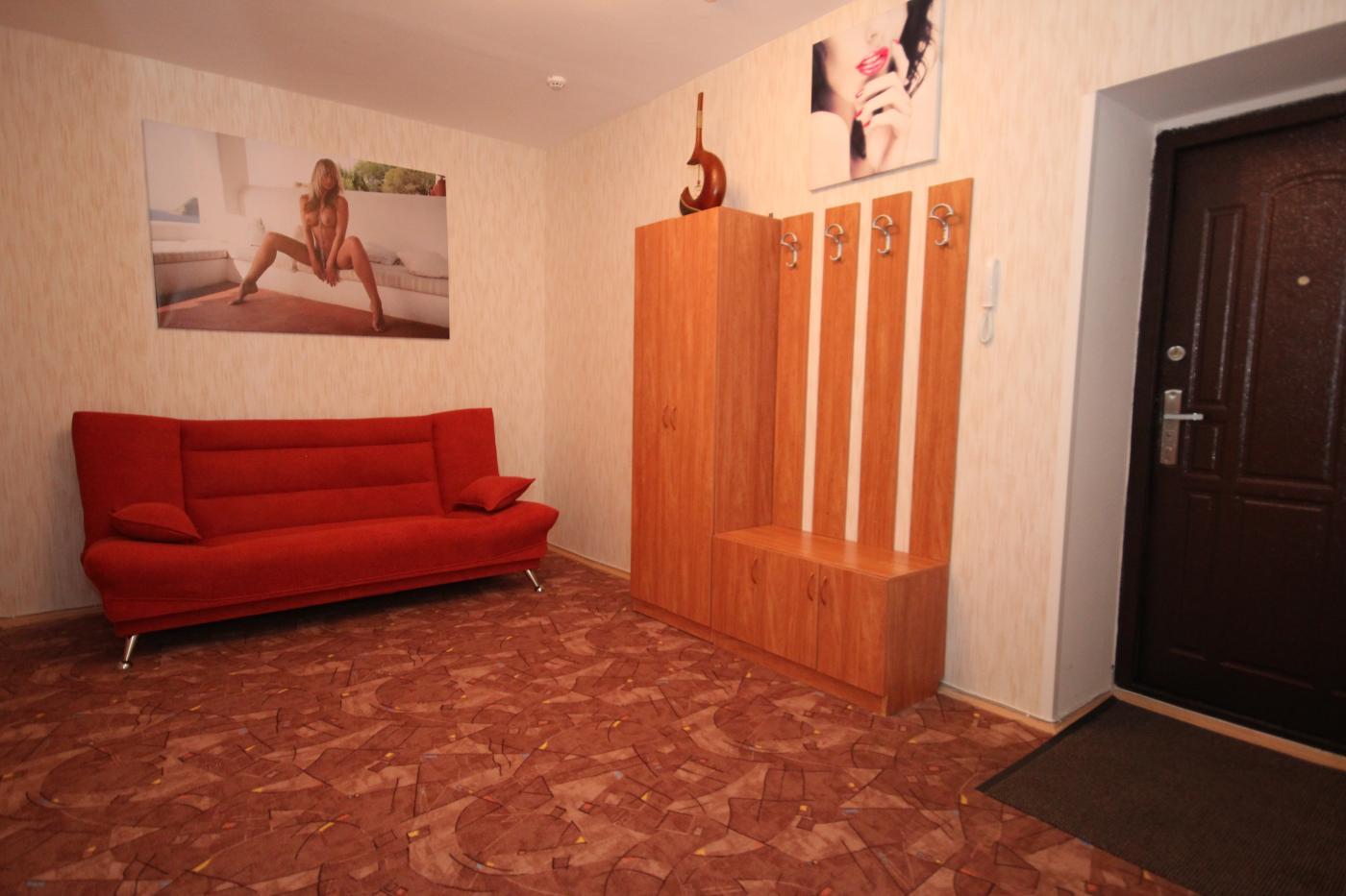 1-комнатная квартира посуточно (вариант № 1408), ул. 60 Армии улица, фото № 4