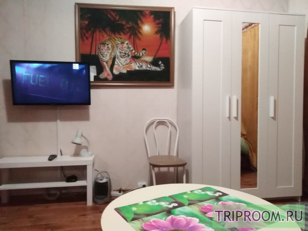 1-комнатная квартира посуточно (вариант № 2608), ул. Цветной проезд, фото № 6