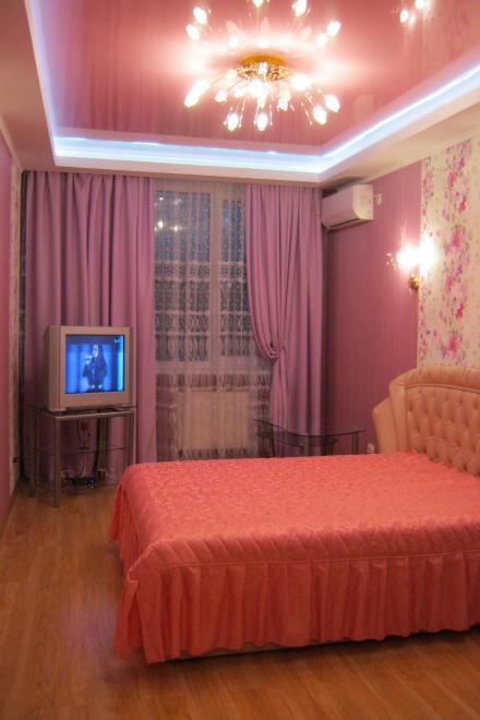 1-комнатная квартира посуточно (вариант № 1547), ул. Пожарова улица, фото № 11