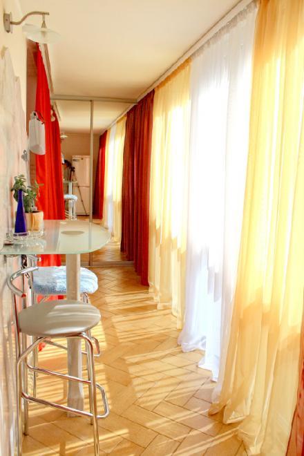 1-комнатная квартира посуточно (вариант № 1326), ул. Советская улица, фото № 2