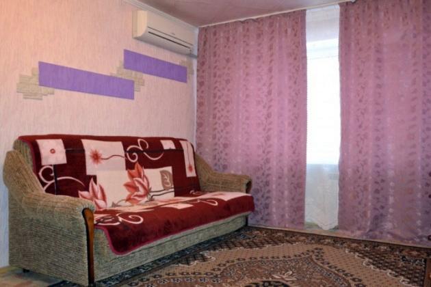 1-комнатная квартира посуточно (вариант № 1891), ул. Канатчиков проспект, фото № 2