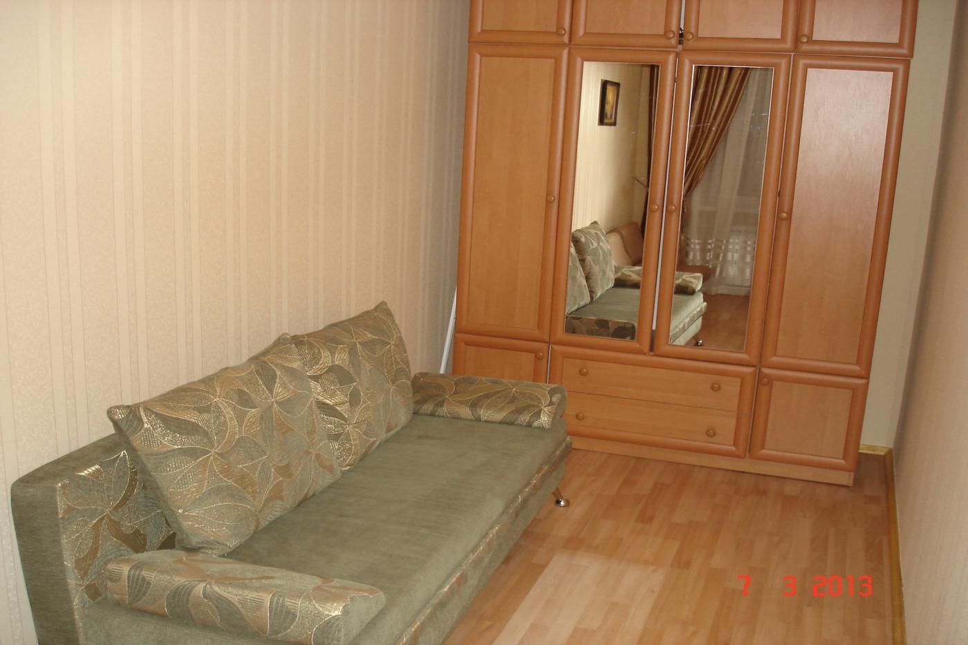 2-комнатная квартира посуточно (вариант № 1714), ул. Гоголя улица, фото № 5