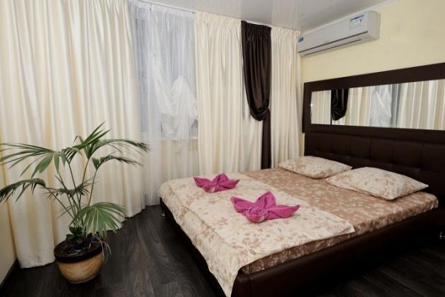 1-комнатная квартира посуточно (вариант № 3699), ул. Перспективная улица, фото № 3