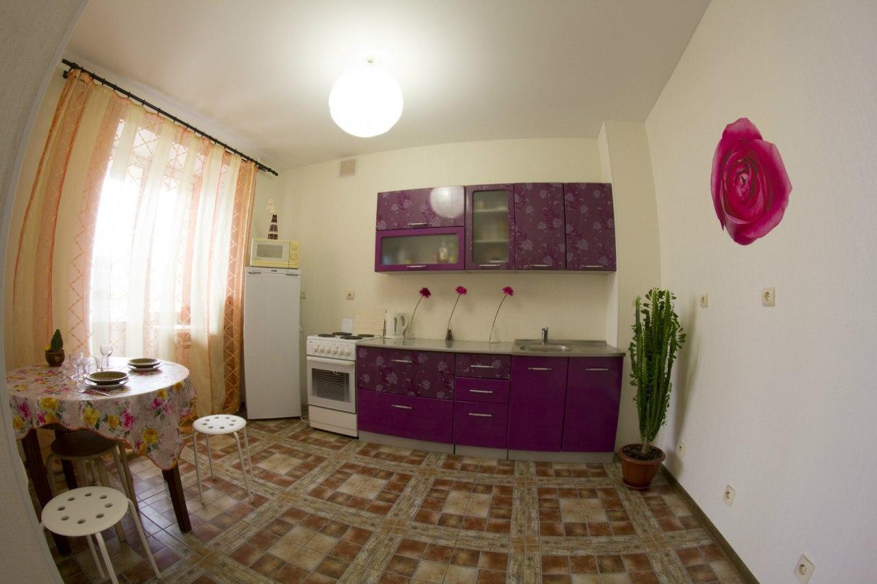 1-комнатная квартира посуточно (вариант № 300), ул. Чистопольская улица, фото № 4