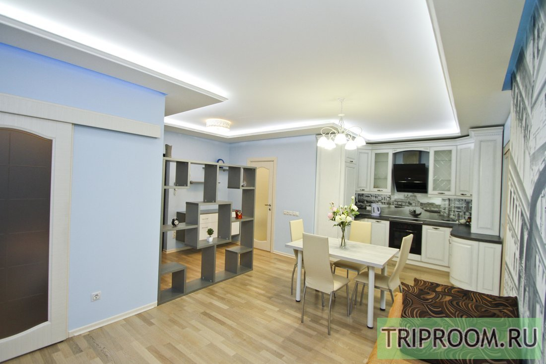 2-комнатная квартира посуточно (вариант № 56087), ул. Сибирская улица, фото № 5