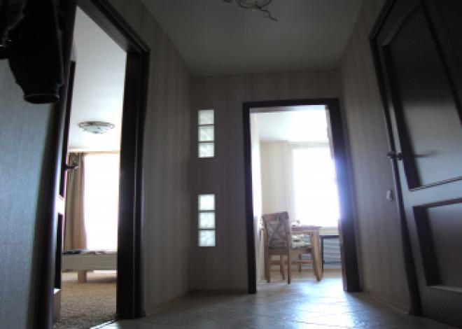 1-комнатная квартира посуточно (вариант № 66), ул. Рихарда Зорге улица, фото № 6