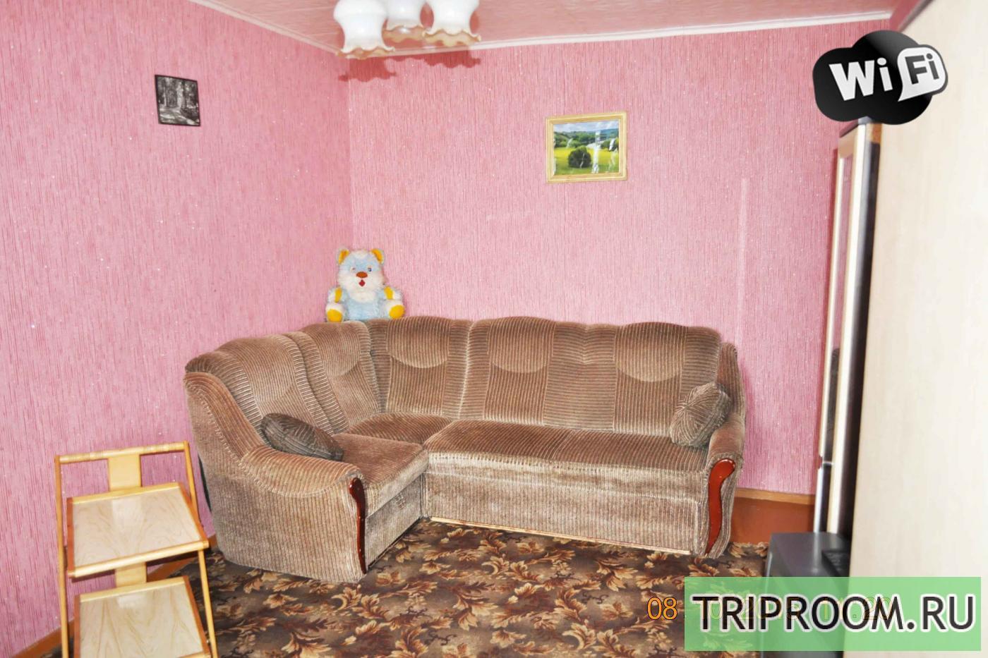 1-комнатная квартира посуточно (вариант № 11707), ул. Нижегородская улица, фото № 1