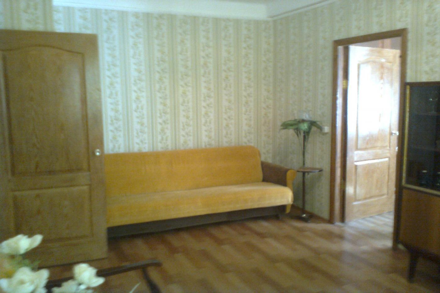 2-комнатная квартира посуточно (вариант № 2427), ул. Ефремова улица, фото № 5