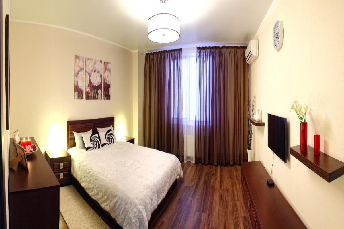 2-комнатная квартира посуточно (вариант № 1810), ул. Античный проспект, фото № 2