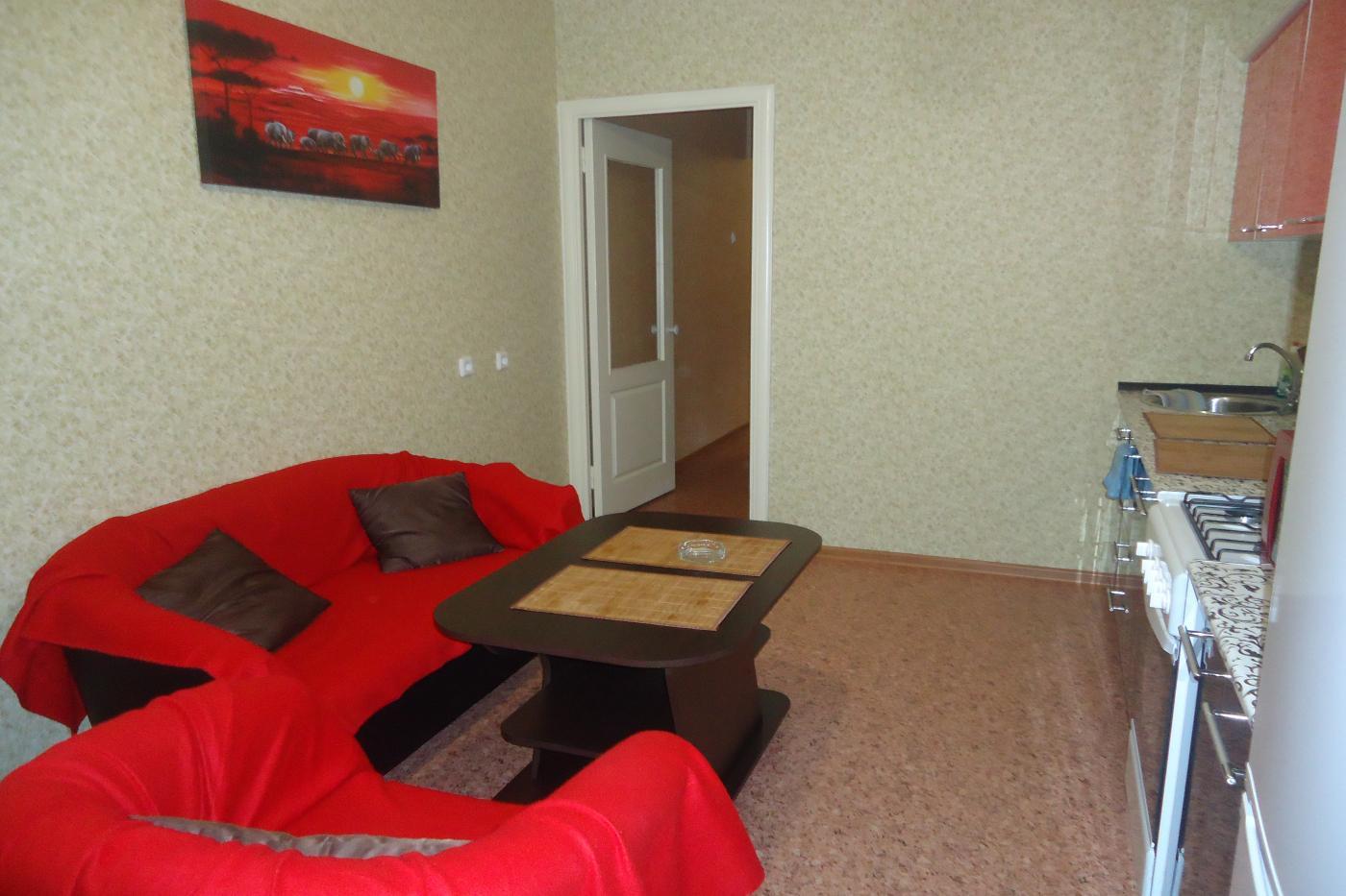 1-комнатная квартира посуточно (вариант № 3270), ул. 9 Января улица, фото № 8