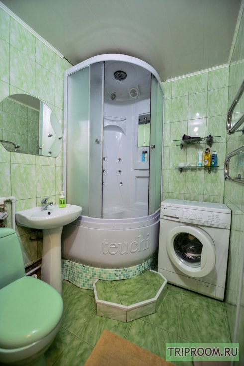 2-комнатная квартира посуточно (вариант № 60996), ул. Тихоокеанская, фото № 9