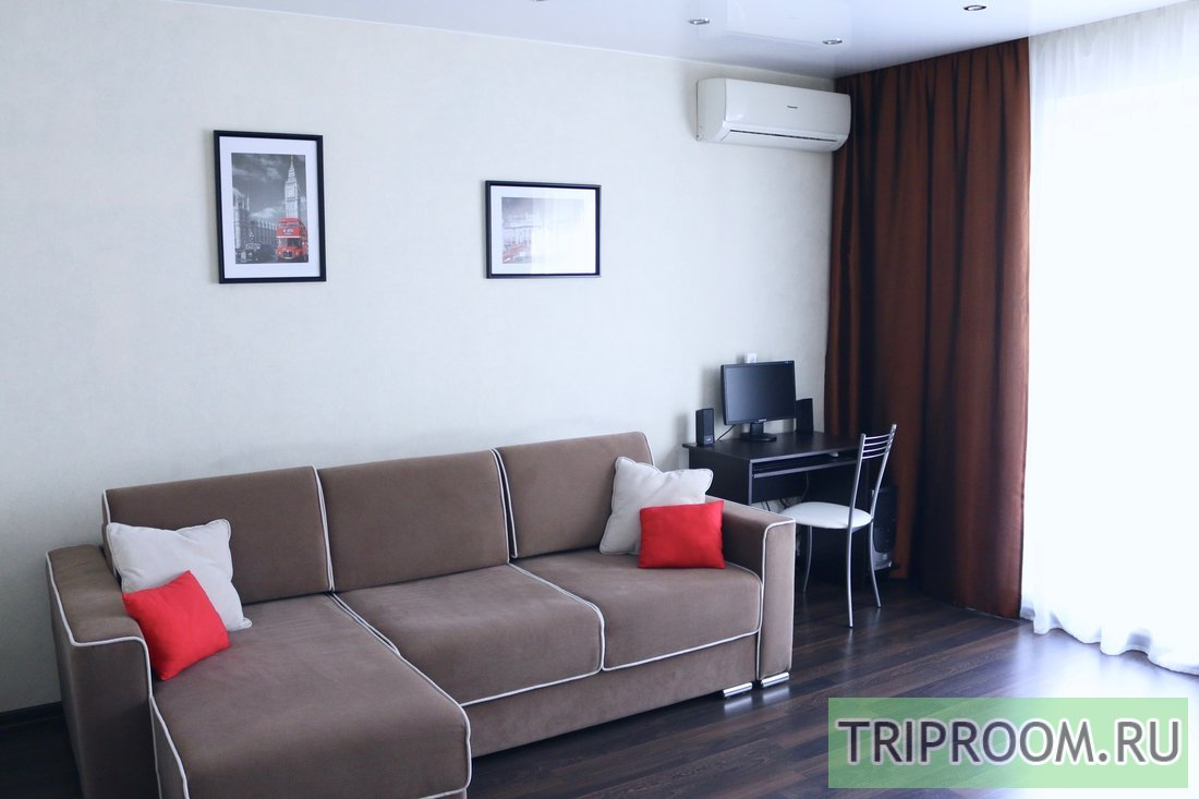 1-комнатная квартира посуточно (вариант № 39694), ул. Батурина улица, фото № 8