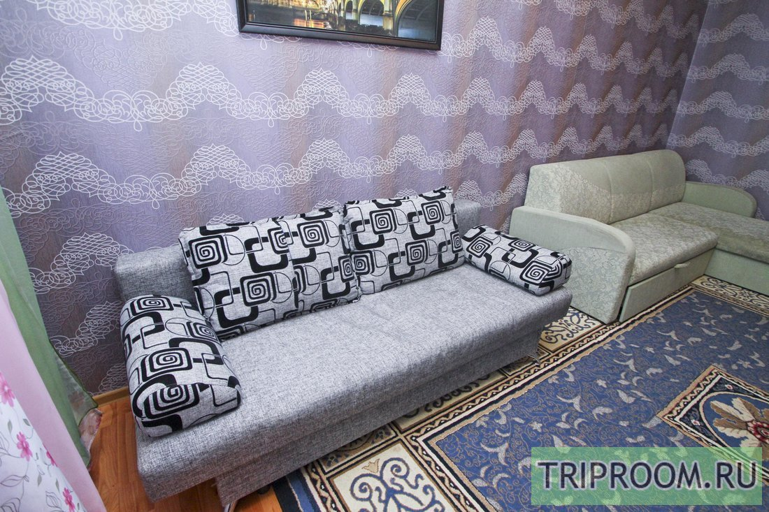 1-комнатная квартира посуточно (вариант № 64422), ул. тюменский тракт, фото № 4