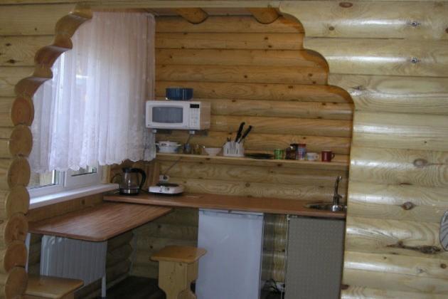 1-комнатная квартира посуточно (вариант № 440), ул. Гагарина проспект, фото № 3
