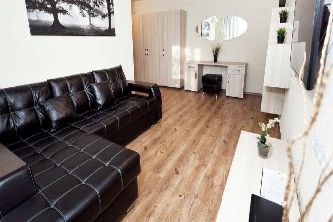2-комнатная квартира посуточно (вариант № 986), ул. Калинина улица, фото № 8