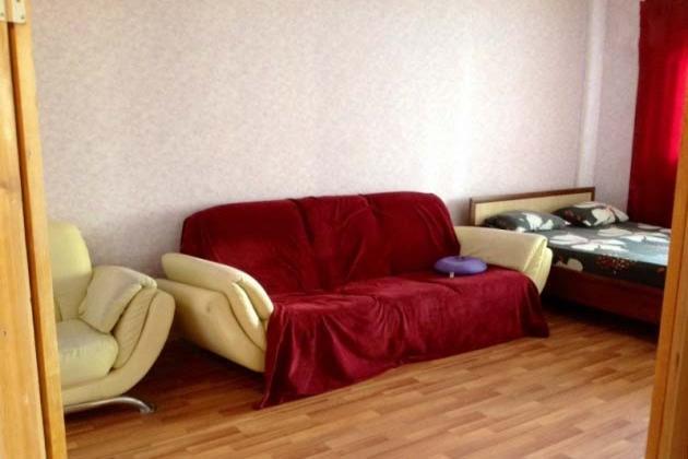 3-комнатная квартира посуточно (вариант № 2539), ул. Владимира Невского улица, фото № 2