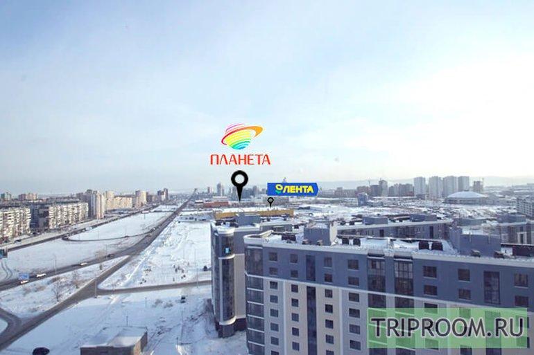 1-комнатная квартира посуточно (вариант № 50560), ул. Авиаторов улица, фото № 6