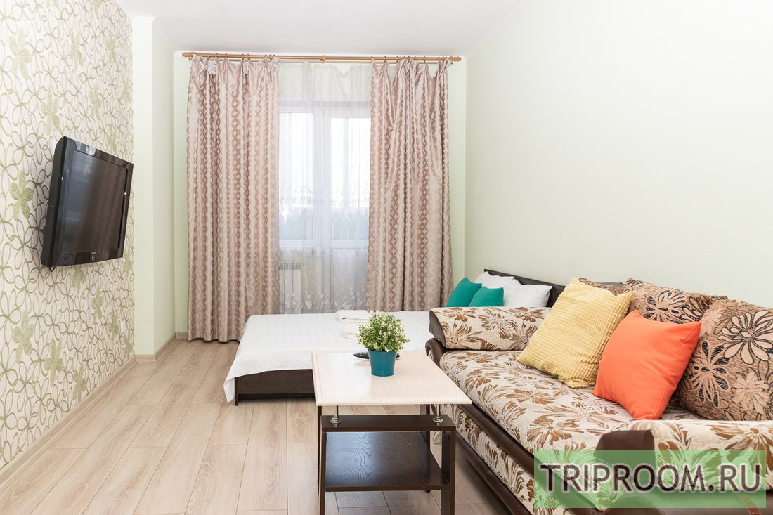 1-комнатная квартира посуточно (вариант № 66650), ул. Крылова, фото № 1