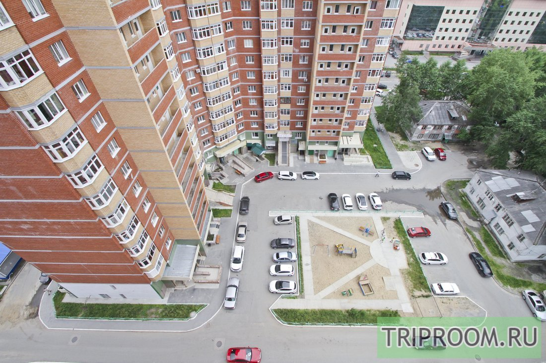 1-комнатная квартира посуточно (вариант № 55572), ул. Энтузиастов улица, фото № 17