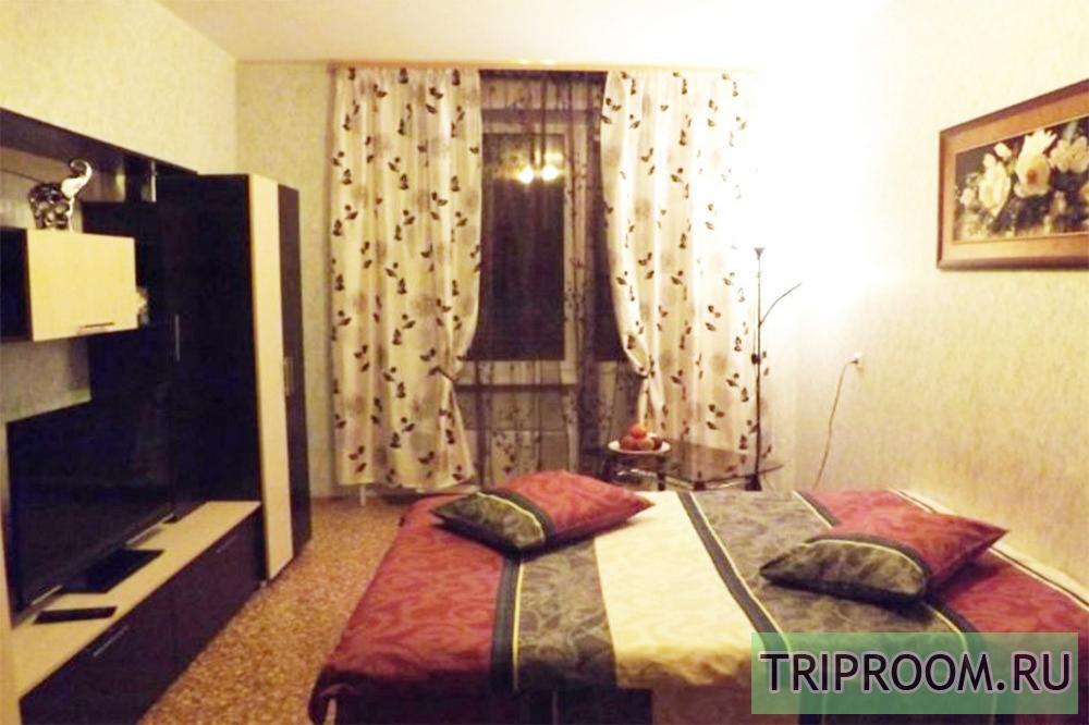1-комнатная квартира посуточно (вариант № 33109), ул. Карпинского улица, фото № 1