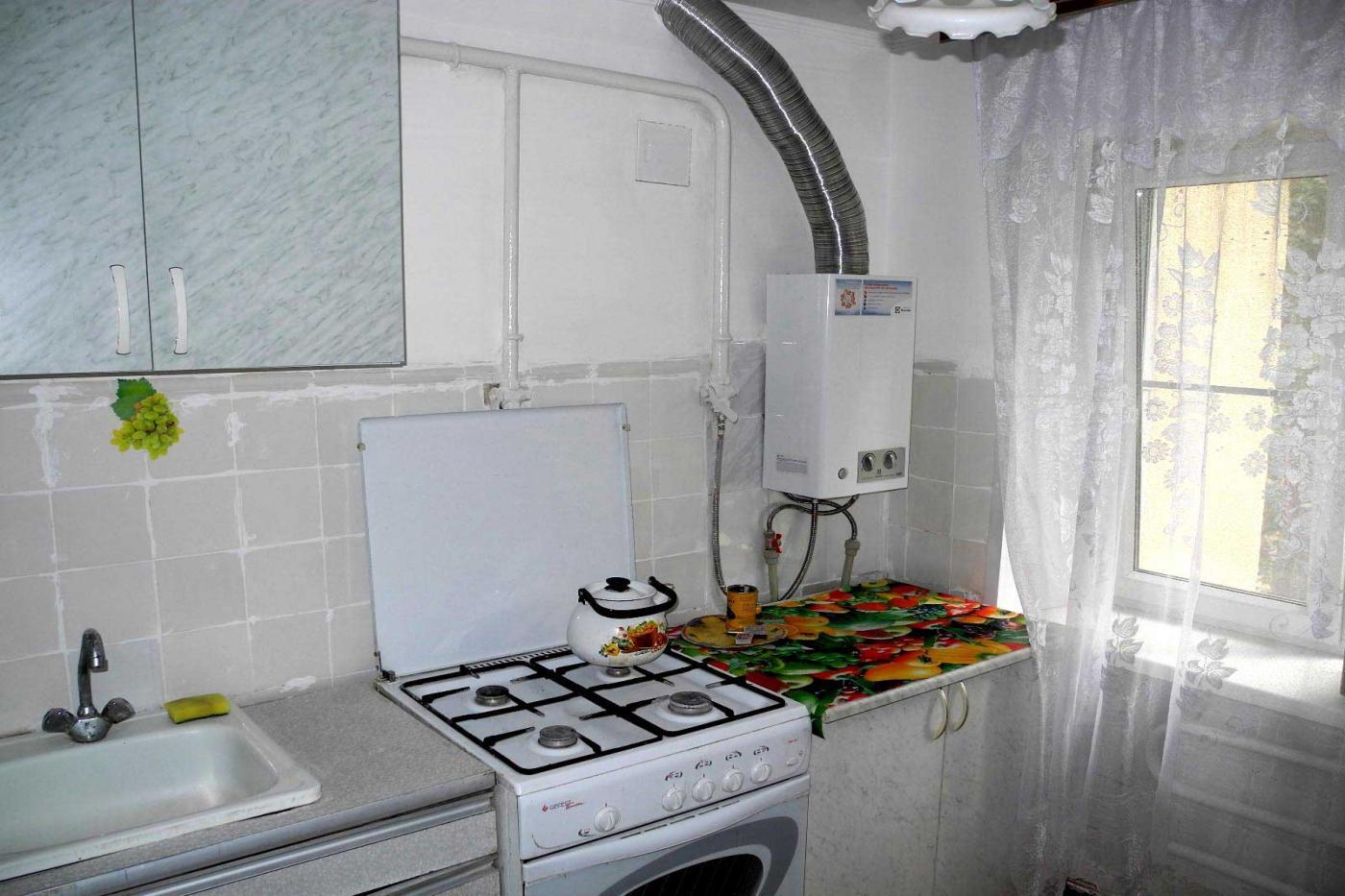 1-комнатная квартира посуточно (вариант № 3858), ул. Кольцовская улица, фото № 15