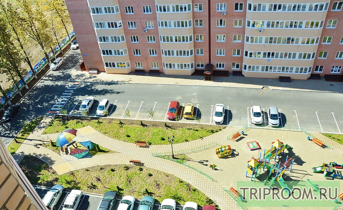 1-комнатная квартира посуточно (вариант № 56183), ул. Героя Сарабеева улица, фото № 10