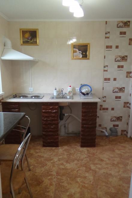1-комнатная квартира посуточно (вариант № 1801), ул. Охотская улица, фото № 8