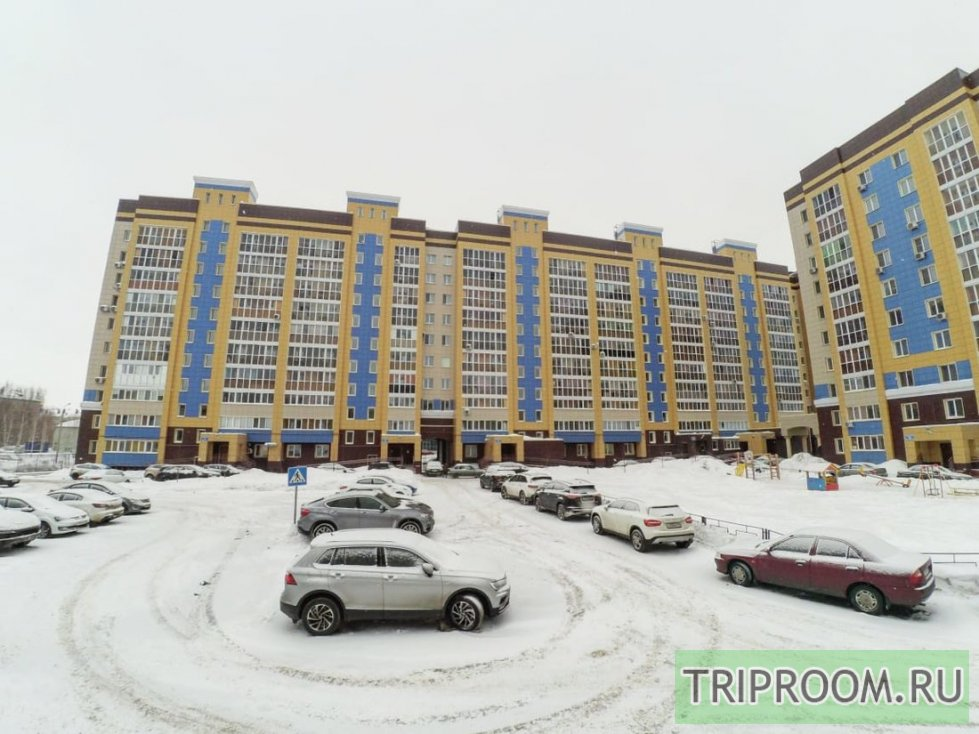 3-комнатная квартира посуточно (вариант № 62388), ул. Спартаковская, фото № 16
