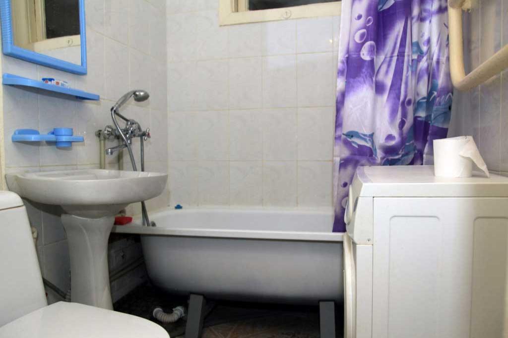 1-комнатная квартира посуточно (вариант № 3858), ул. Кольцовская улица, фото № 6