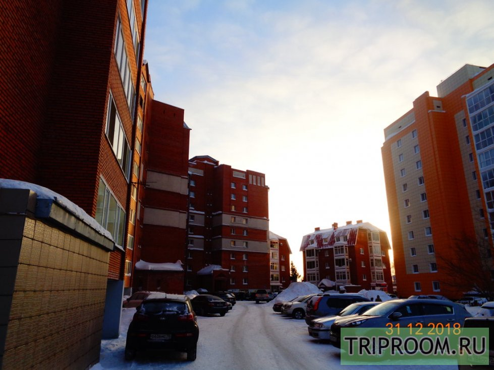 2-комнатная квартира посуточно (вариант № 62318), ул. Иркутский тракт, фото № 6