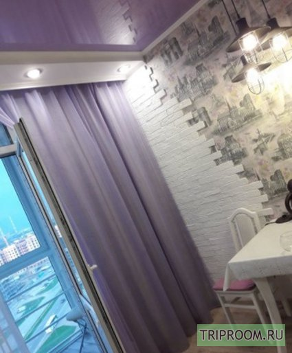 1-комнатная квартира посуточно (вариант № 45949), ул. Захарова улица, фото № 4