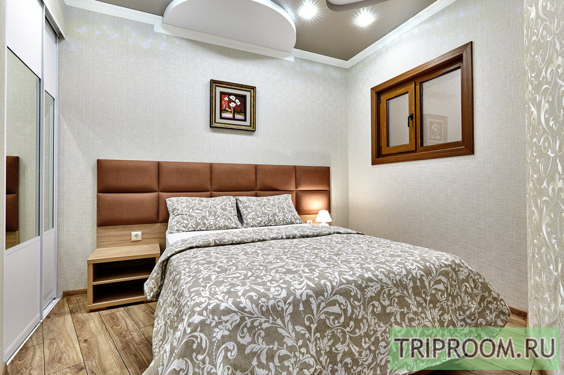2-комнатная квартира посуточно (вариант № 66263), ул. улица Кореновская, фото № 4