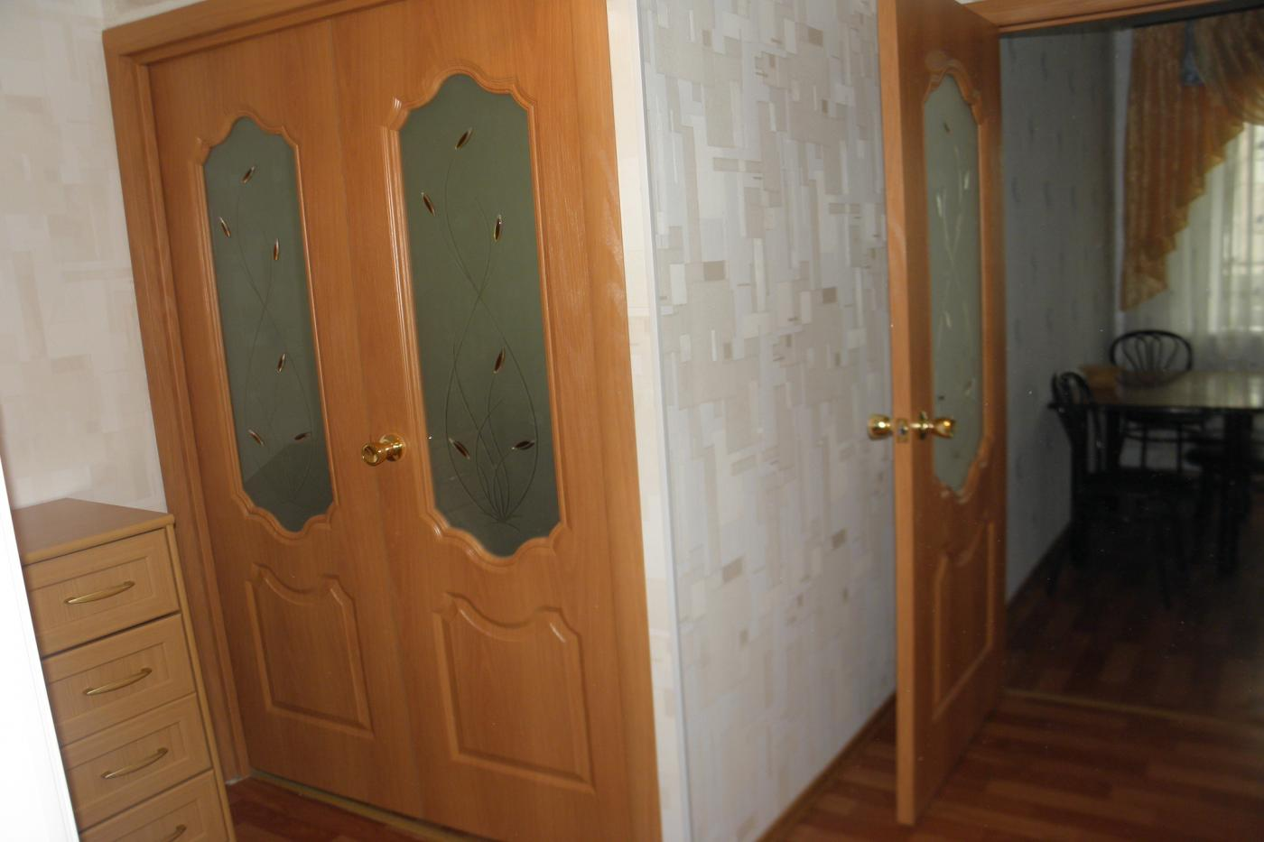 1-комнатная квартира посуточно (вариант № 1497), ул. Флегонтова улица, фото № 8