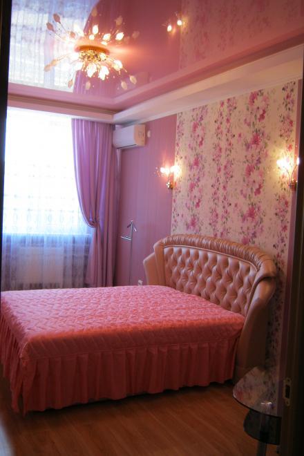 1-комнатная квартира посуточно (вариант № 1547), ул. Пожарова улица, фото № 1