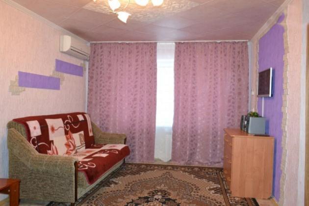 1-комнатная квартира посуточно (вариант № 1891), ул. Канатчиков проспект, фото № 4