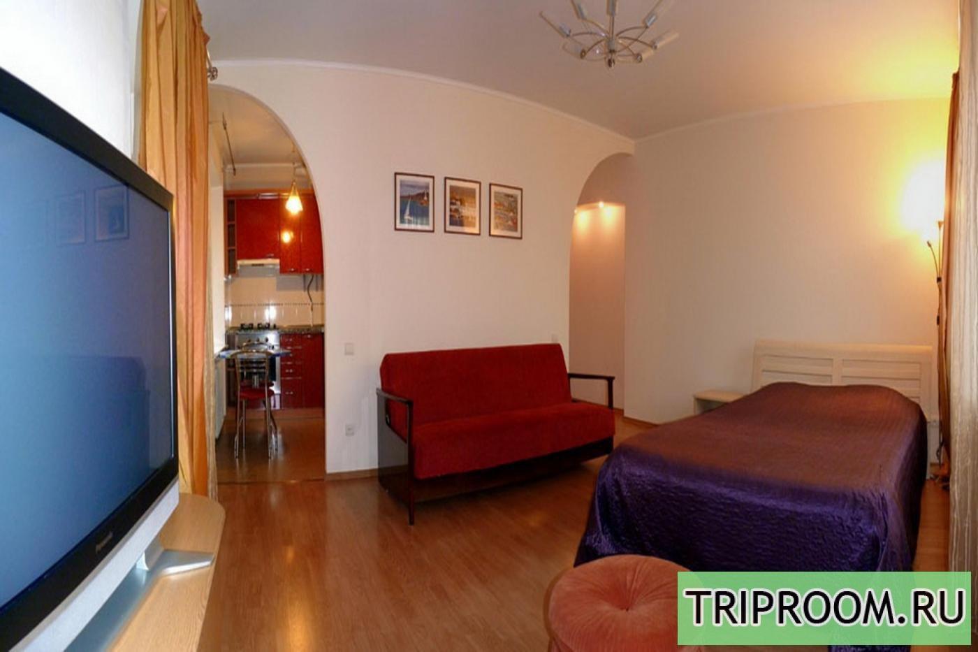 1-комнатная квартира посуточно (вариант № 1850), ул. Советская улица, фото № 1