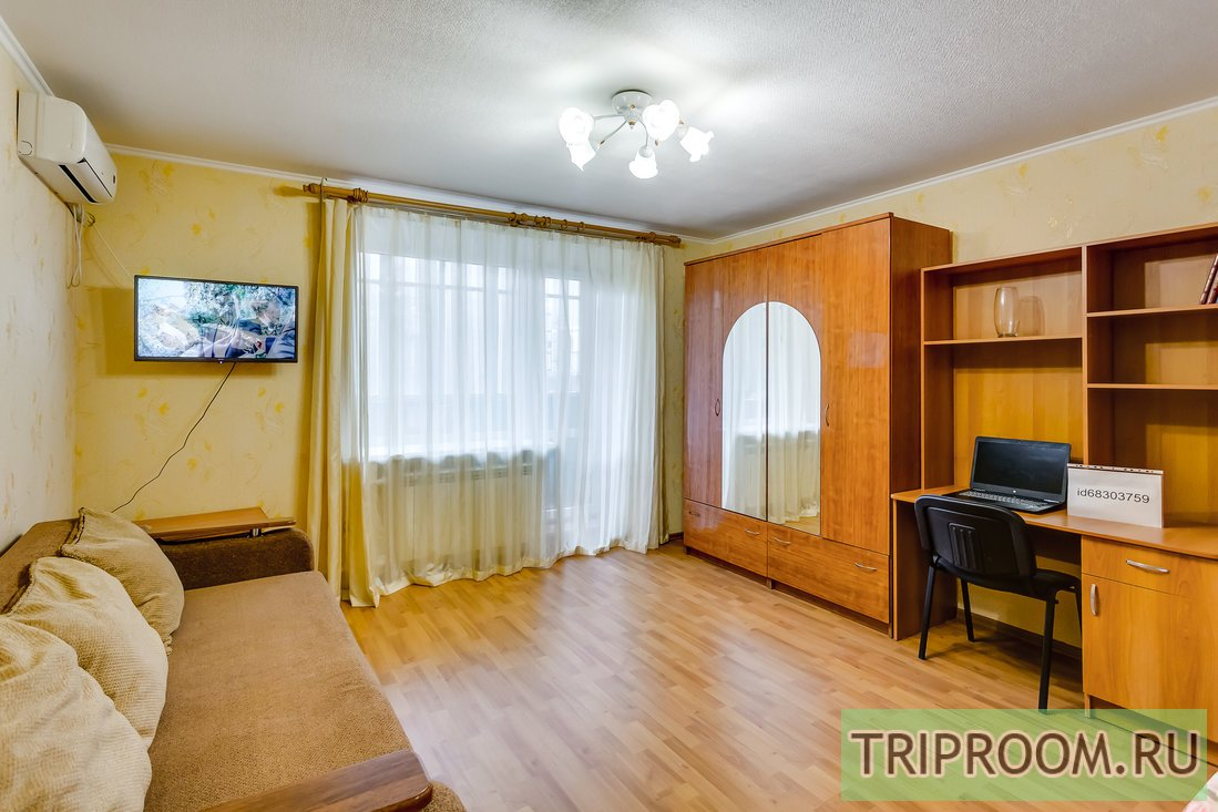 1-комнатная квартира посуточно (вариант № 64329), ул. Лермонтовская, фото № 6