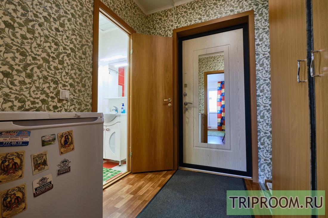 1-комнатная квартира посуточно (вариант № 22818), ул. Бабушкина улица, фото № 35